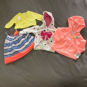 Other - NWT! Baby Girl 0-3m Lot!